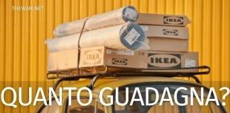 Stipendio con Ikea in Italia