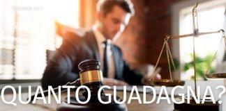 Qual è lo stipendio di un avvocato in Italia e all'estero?