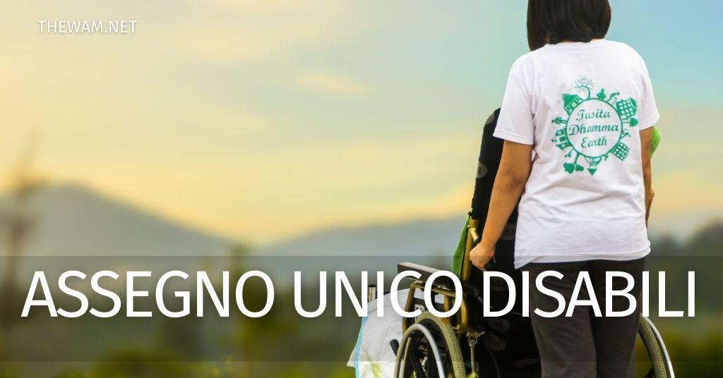 Assegno unico 2021: nuovo messaggio Inps. 18enni disabili penalizzati?