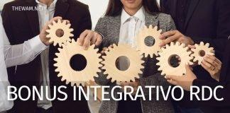 Bonus 2400 euro integrazione Rdc: come funziona, qualche esempio