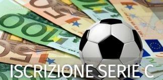 Costi iscrizione Serie C