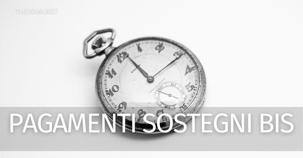Pagamenti Decreto Sostegni Bis: contributi e bonus in arrivo. Quando?