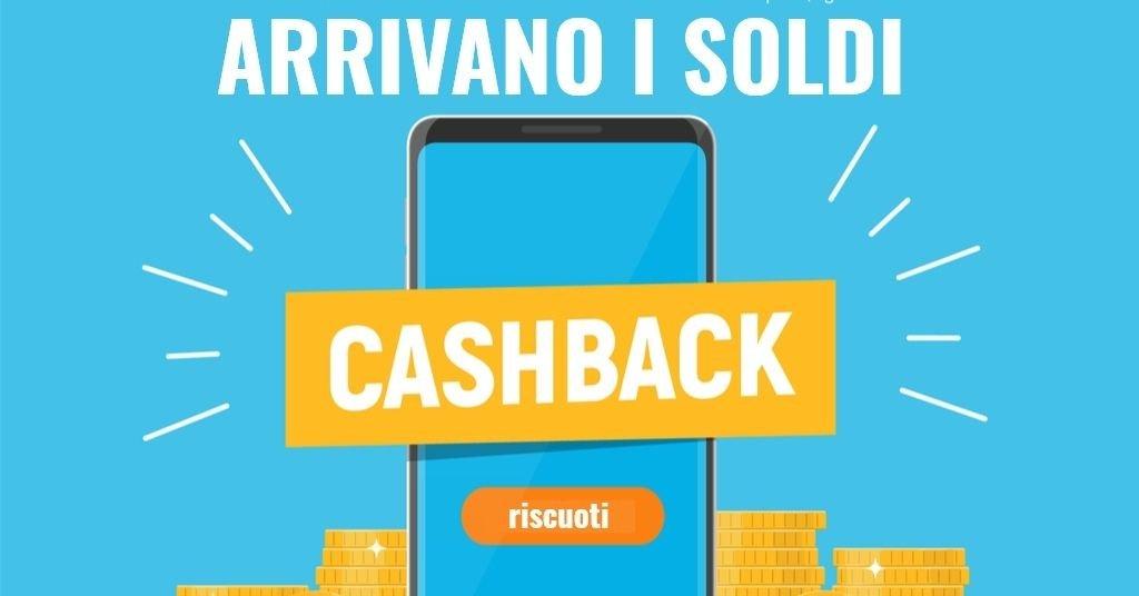 Cashback, arrivano i soldi: fino a 1500€. Come richiederli