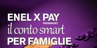 Enel X Pay, il conto smart perfetto per le famiglie