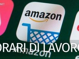 Lavorare in Amazon: orari, turni e consigli per l'assunzione