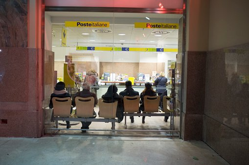 Lavorare in Poste Italiane