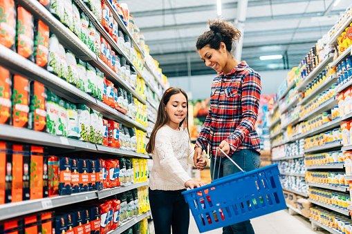lavorare nei supermercati