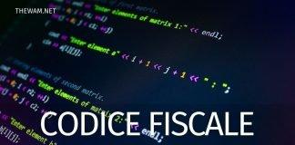 Calcolo codice fiscale e controllo per l'Assegno Unico Figli