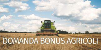 Domanda Bonus lavoratori agricoli: quando saprò l'esito?