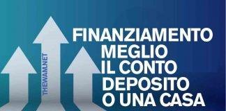 Meglio investire in un conto deposito o in un immobile?