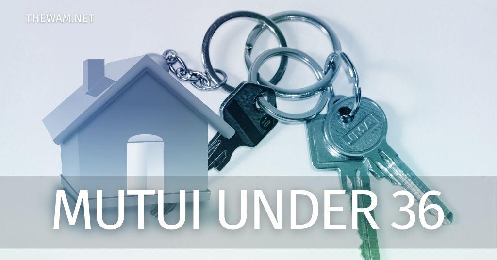 Mutui prima casa: le migliori offerte disponibili per gli under 36