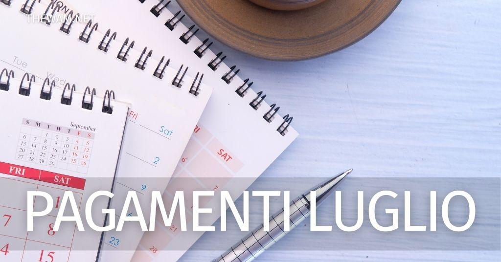 Pensioni, RdC, Naspi, Rem, Bonus, stipendi Pa: date certe e più probabili di accredito a luglio