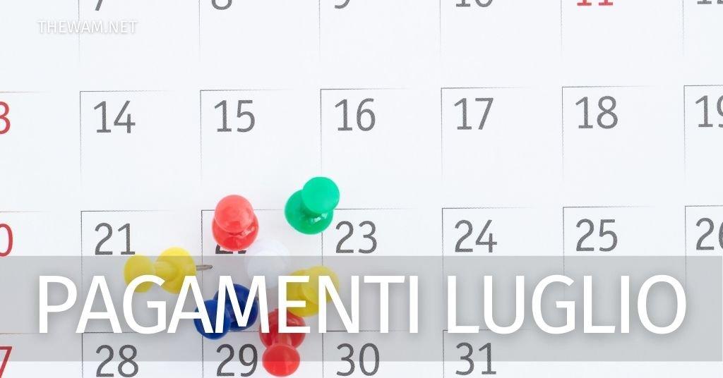 Pensioni, RdC, Rem, Naspi, Noipa, Bonus: tutti i pagamenti in arrivo a luglio 2021