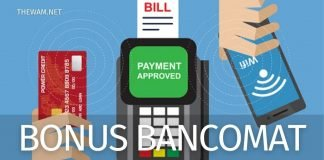 Bonus bancomat 2021: l'incentivo da 320 euro