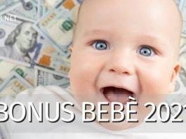 bonus bebè 2021