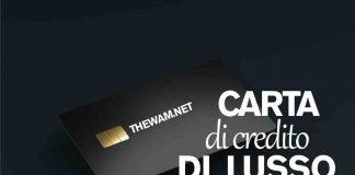 Carta di Credito Exclusive 2021: unica e non per tutti
