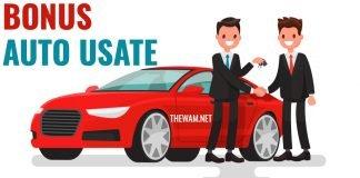 incentivi auto usate 2021