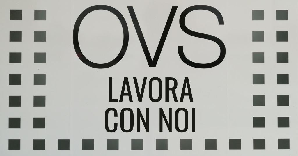 Ovs lavora con noi: posizioni aperte a luglio 2021