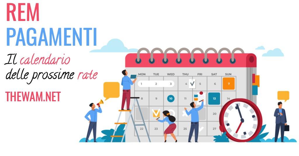 reddito di emergenza pagamento calendario pagamenti rem
