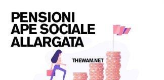 Riforma delle pensioni: l'Ape sociale al posto di quota 100