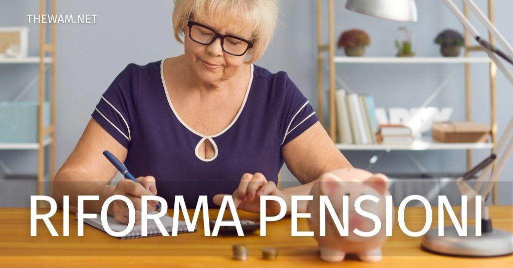 Aumento pensioni 2021: riforma in arrivo? Le ultime notizie