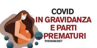 Covid in gravidanza: rischio parto prematuro