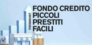 Fondo Credito, prestiti a pensionati e dipendenti pubblici