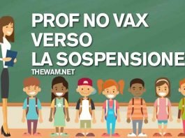 Green pass dal prossimo weekend, prof no vax: sospensione