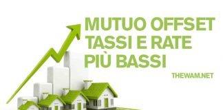 Mutuo offset, prestiti con tassi vantaggiosi e rate basse