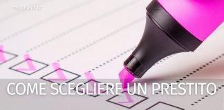 Prestiti personali: meglio banche, finanziarie o Poste Italiane?