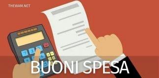 Buoni spesa comune: quali sono i documenti necessari?