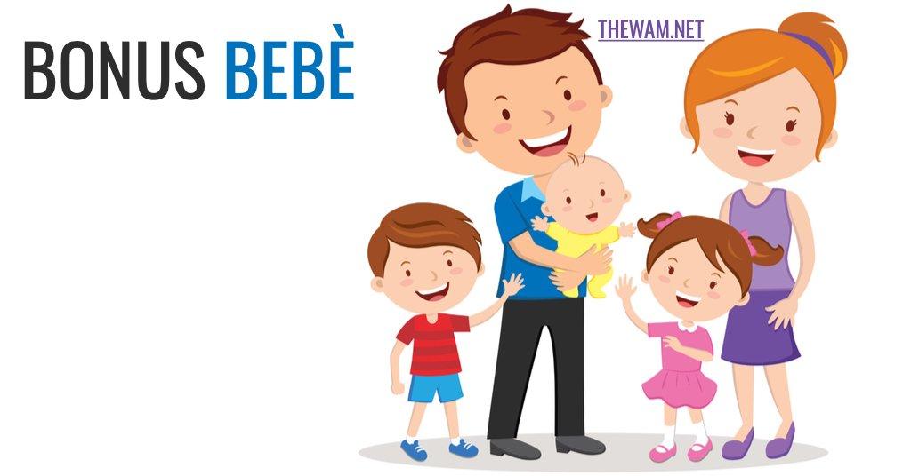 pagamenti bonus bebe 2021 date agosto requisiti