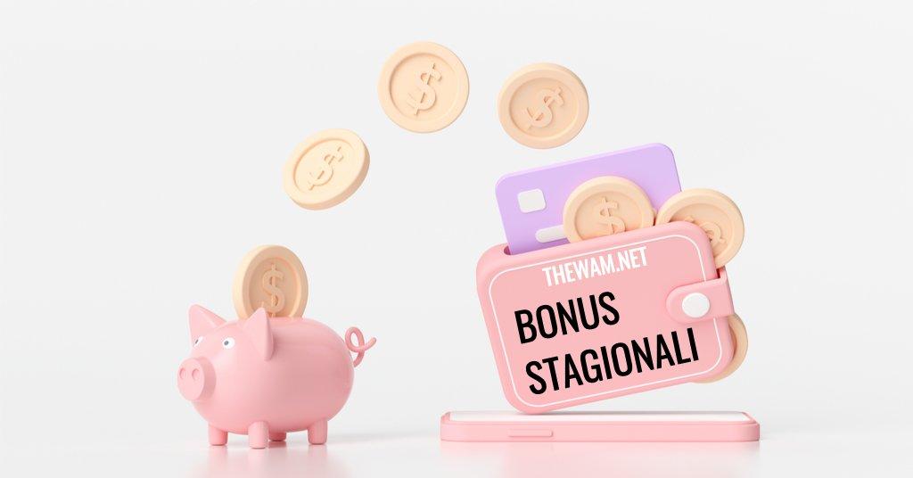 pagamenti bonus stagionali in arrivo oggi 1600 euro e 2400 euro