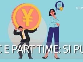reddito di cittadinanza lavoro part time