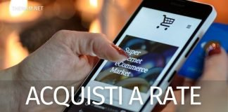 Acquisti online a rate: i siti consigliati