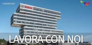 Bosch lavora con noi