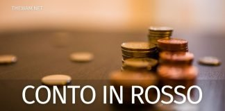 Conto in rosso: cosa rischio con lo sconfinamento bancario