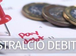 Debiti con la banca non pagati: quando posso stralciarli