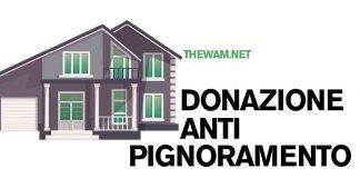 Donazione con usufrutto per evitare il pignoramento