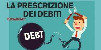 I debiti in banca vanno in prescrizione?