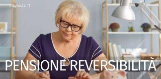 Inps pensione di reversibilità al coniuge: quanto spetta?