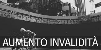 Invalidi civili parziali: proposte di Anmic per l'aumento