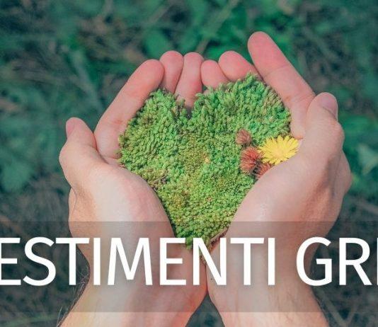 Investimenti green: quali sono e quali i settori da tenere d'occhio
