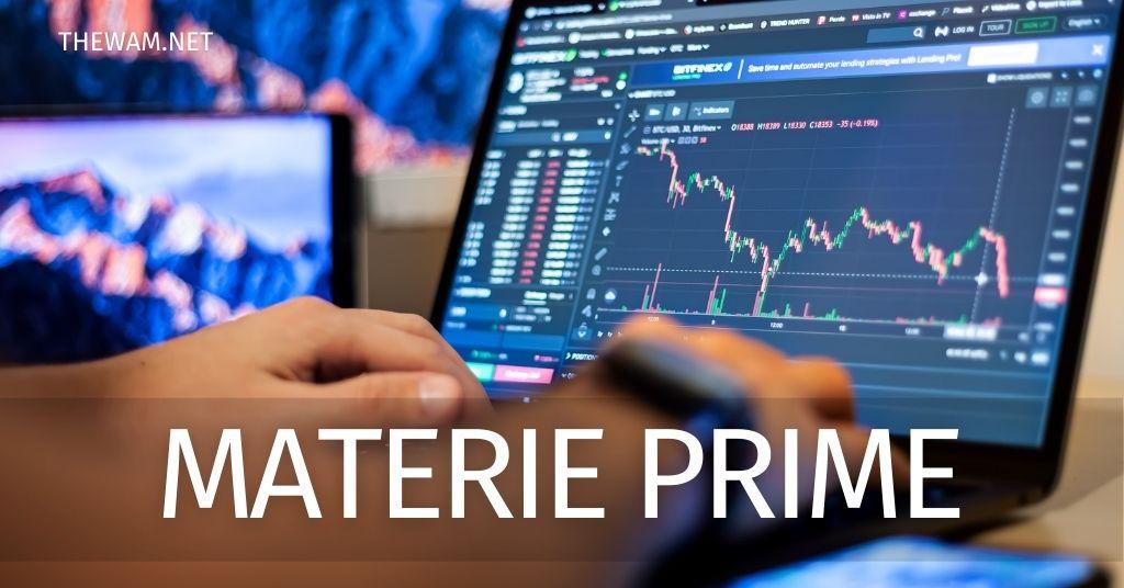 Investire in materie prime: come fare, vantaggi e costi