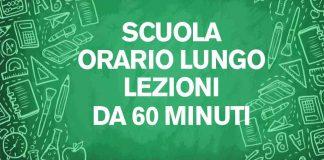 Lezioni da un'ora: la scuola riapre con l'orario lungo