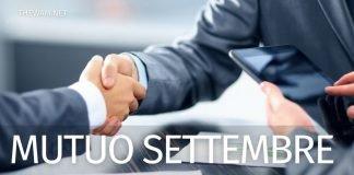 Mutui online tasso fisso: migliori offerte settembre 2021