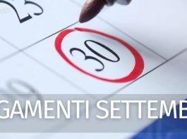Stato pagamenti Inps settembre: date assegno unico, Rem, RdC