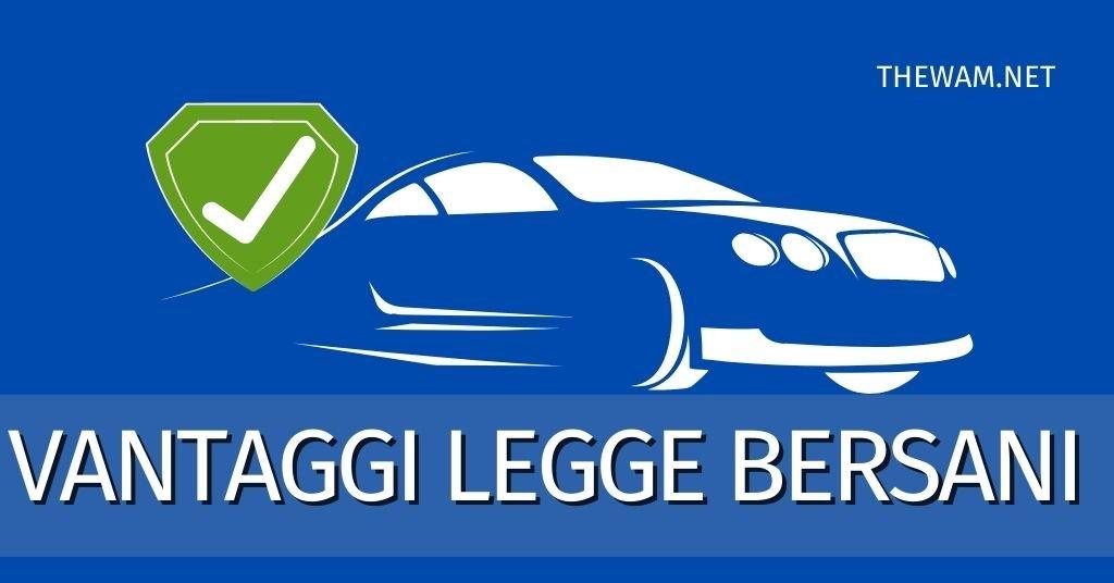 Assicurazione con Decreto Bersani: vantaggi e sconti