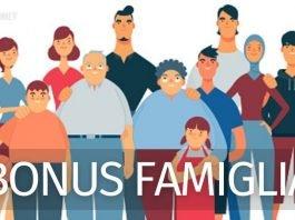 Bonus per famiglie numerose 2021: elenco completo