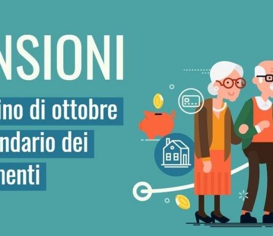 Cedolino Pensione Ottobre 2021: pronti i pagamenti